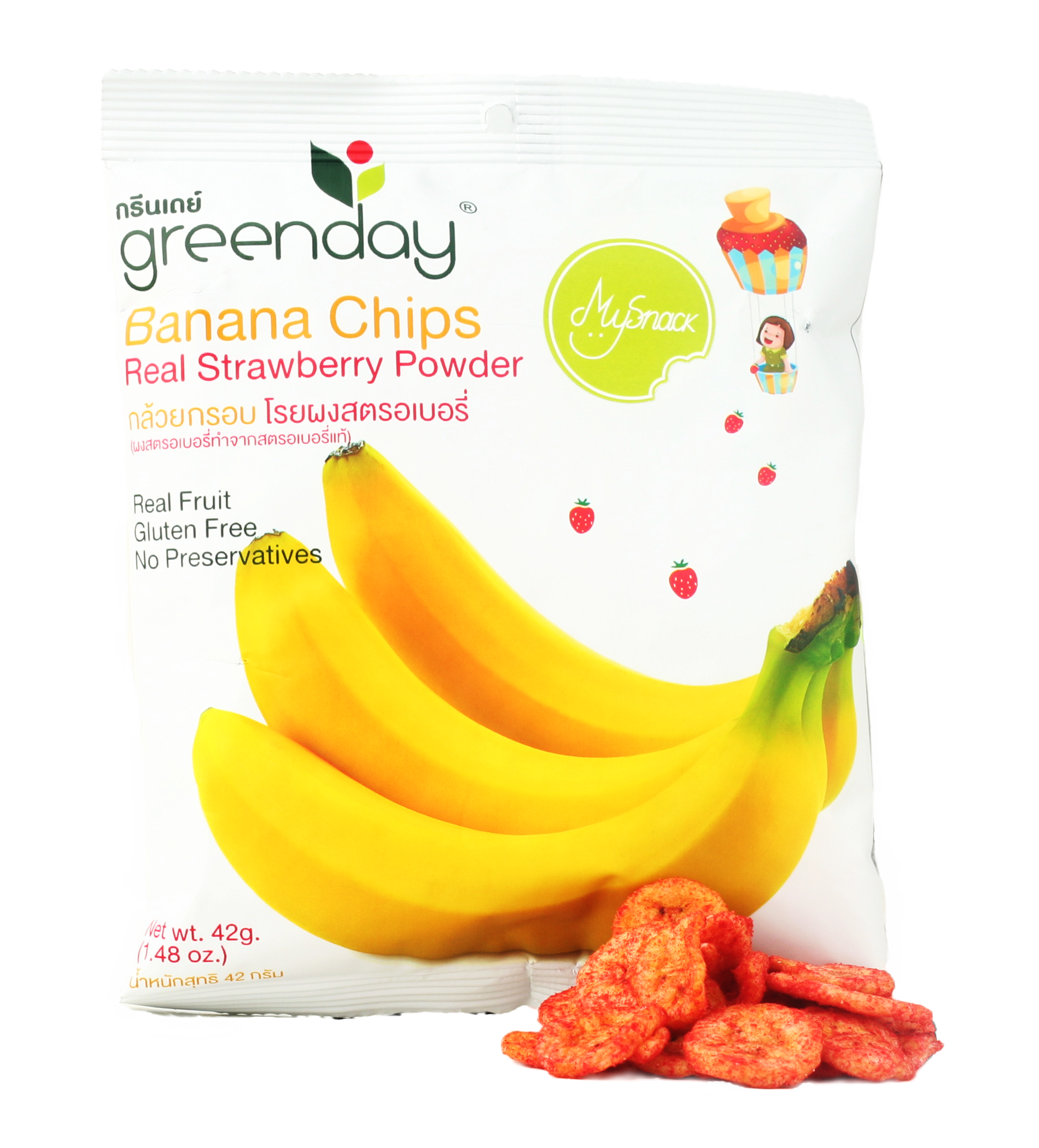 banana-strawberry-powder