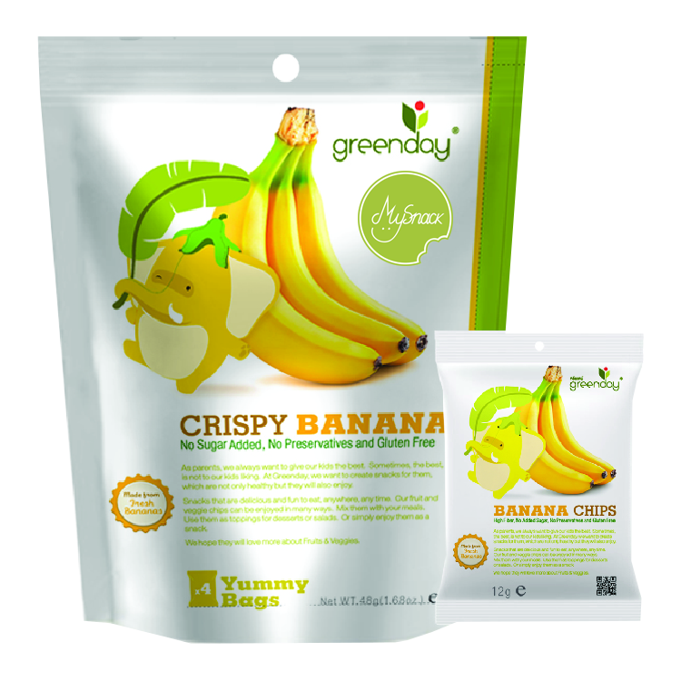 greenday banaan laste