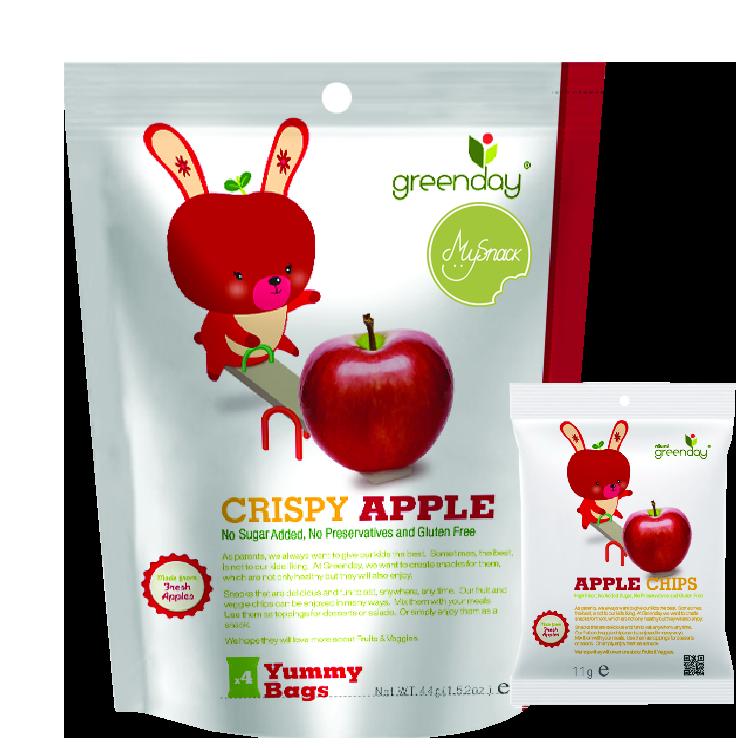 greenday laste õun