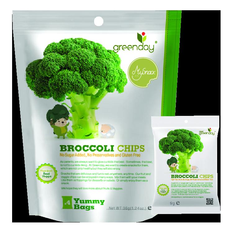 greenday laste brokoli